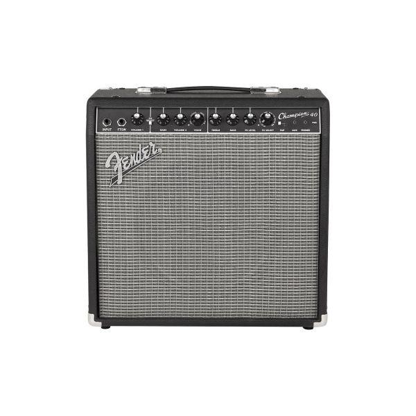 Fender - [2330306900] CHAMPION 40 Amplificatore x chitarra