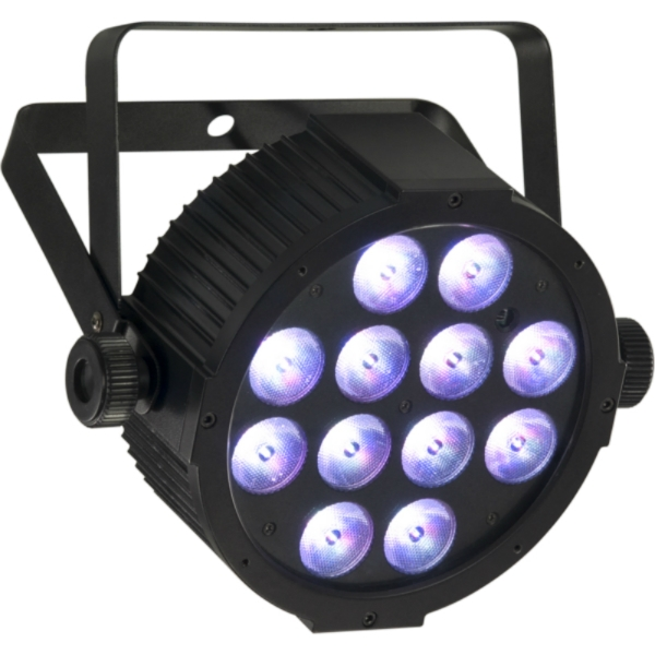 Prolights - [LUMIPAR12Q45] PAR LED 12X8W Super Slim