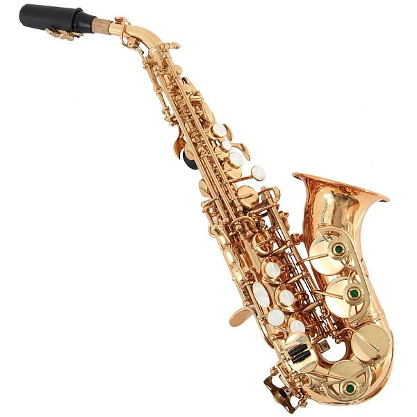 Soundsation - [SSSXC-21] Sassofono Soprano curvo in Sib