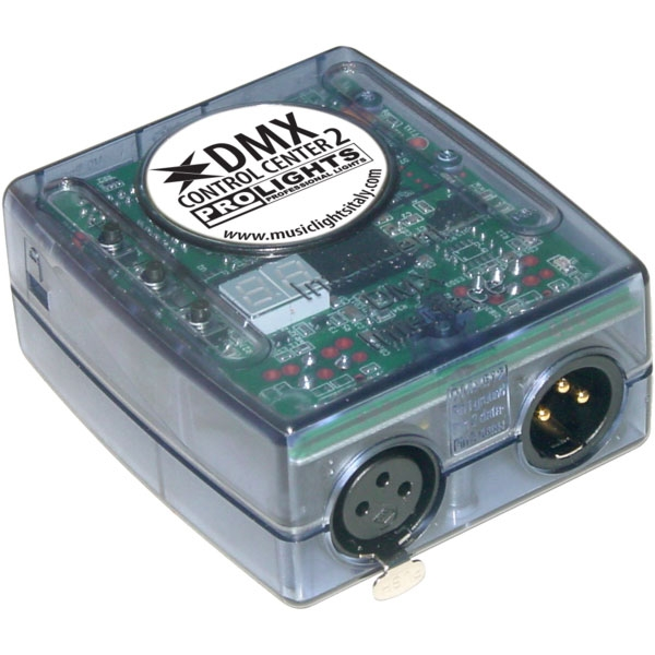 Prolights - [DC2264] Interfaccia USB/DMX 512 canali