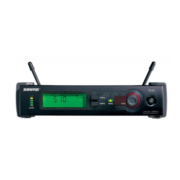 Shure - Slx4e receiver