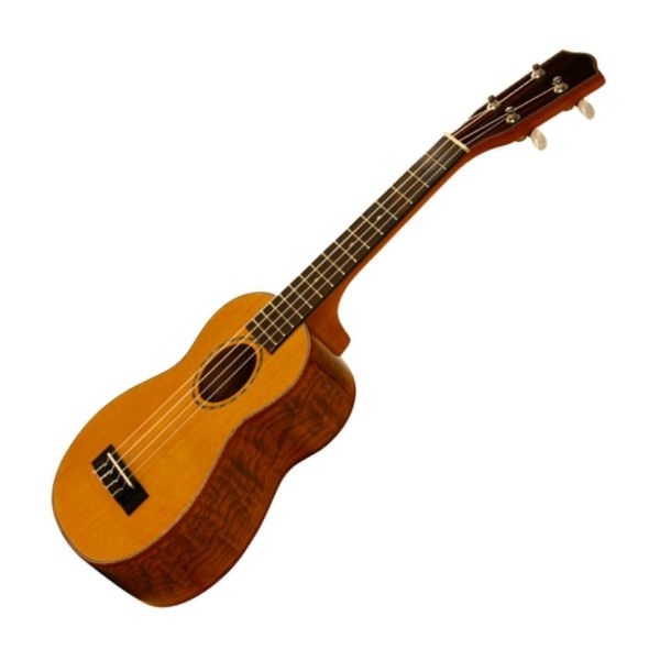 Mahimahi - [MS-35W] Ukulele Soprano Willow