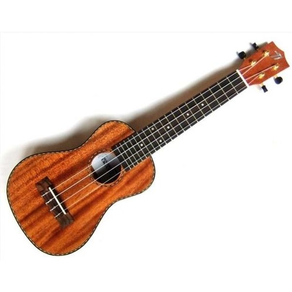 Mahimahi - [MS-77G] Ukulele Soprano Long Neck