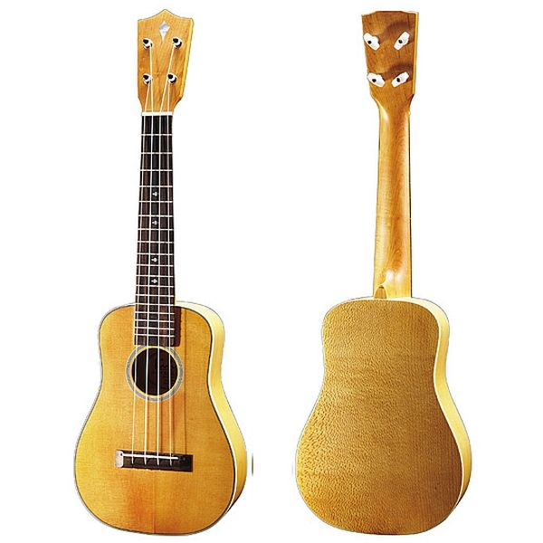Kamoa - [E3-GC] Ukulele Grand Concert E3 series Natural