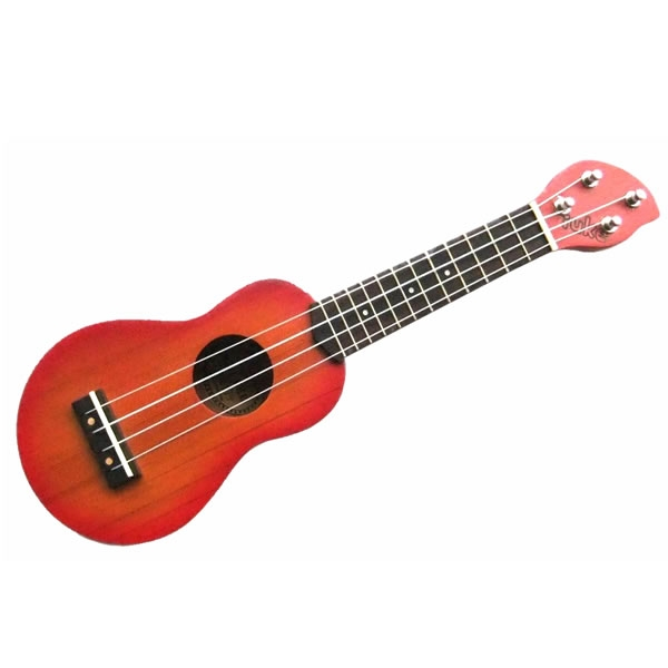 iUKE - Piccolo Ukulele - Standard Red + Custodia