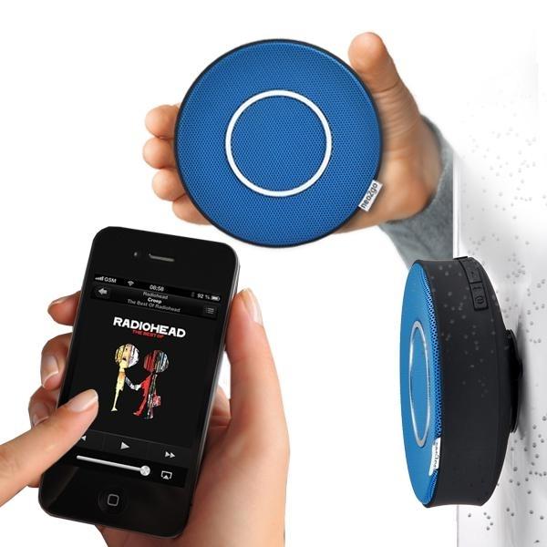 HDigit - [NEO2GO] Diffusore Portatile Bluetooth - Petrol Blue