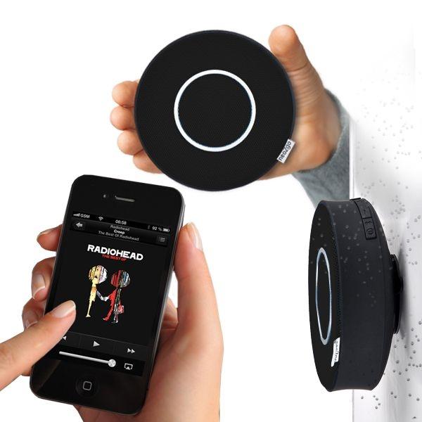 HDigit - [NEO2GO] Diffusore Portatile Bluetooth - Pure Black