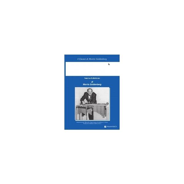 Volontè - [MB231] Goldenberg - Scuola Moderna di Xilofono, Marimba, Vib... (9788863882254)