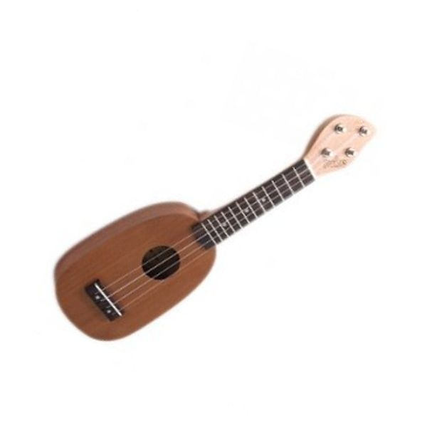 iUKE - Piccolo Ukulele - Pineapple Natural + Custodia