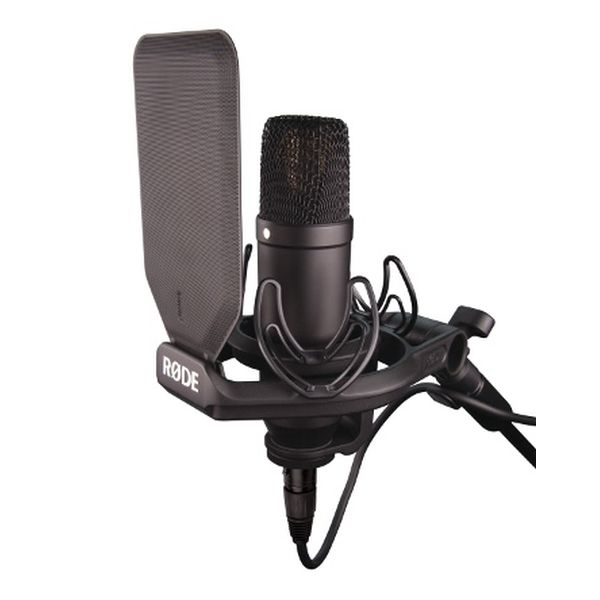 Rode - [NT1] Kit  Microfono a capsula