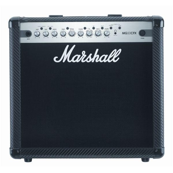 Marshall - MG Carbon Fibre - [MG50CFX] Combo x Chitarra - 50 Watt