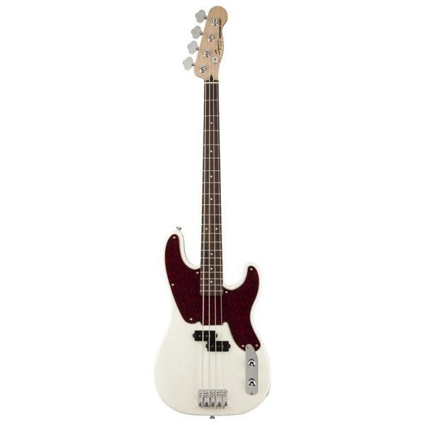 Fender - Squier Artist - [0301071580]  MIKE DIRNT Precision Bass - Arctic White