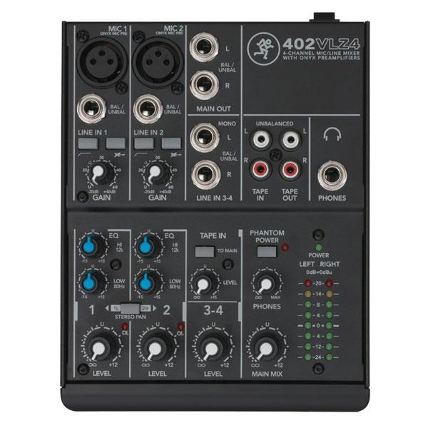 Mackie - [402VLZ4] Mixer 4 canali