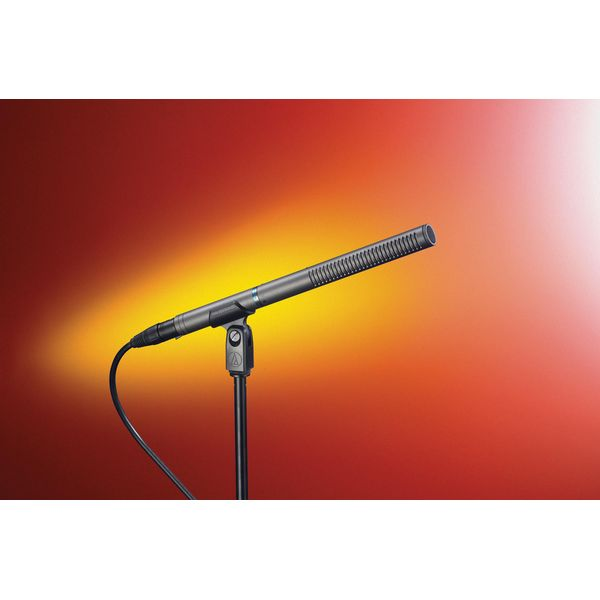 Audio Technica - At897 line + gradient condenser microphone