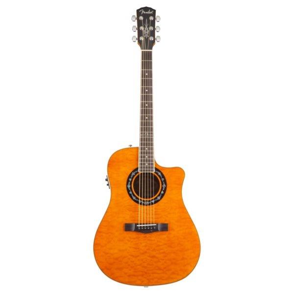 Fender - [0968079027] Chitarra acustica T-BUCKET 300 CE Amber - Rw