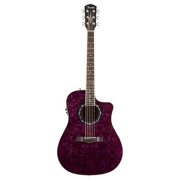 Fender - [0968079075] Chitarra acustica T-BUCKET 300 CE Tr Violet - Rw