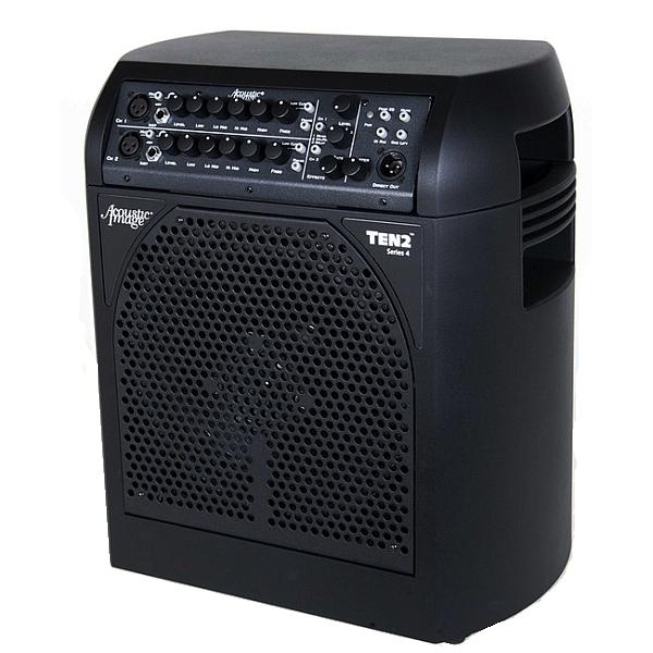 Acoustic Image - TEN2 S4Plus 2 Canali