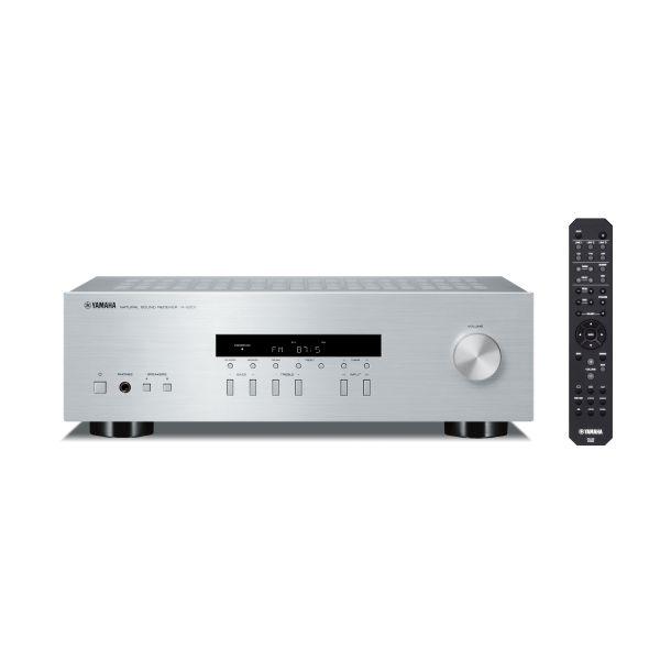 Yamaha - [R-S201SI] Sintoamplificatore Am/Fm - 100 W - Argento