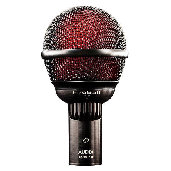 Audix - [FIREBALL-V] Microfono dinamico cardiode x armonica