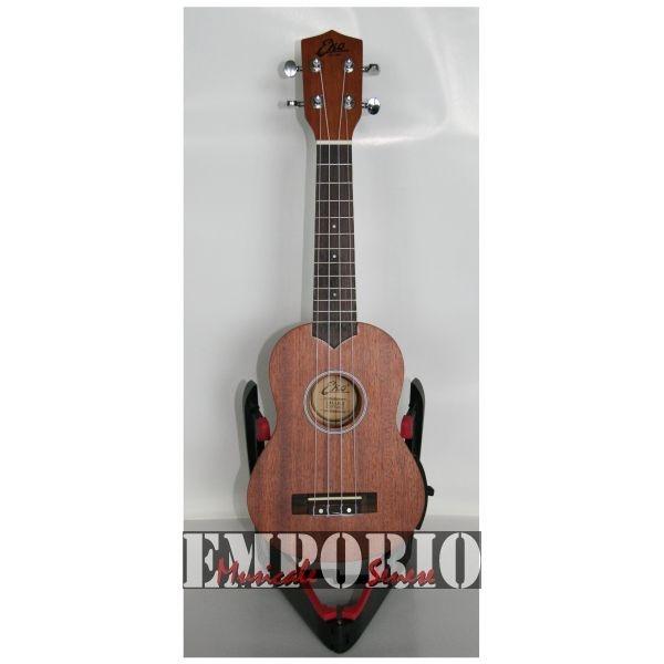 Eko - [06201016] UK B1-EQ Ukulele soprano elettrificato Mogano