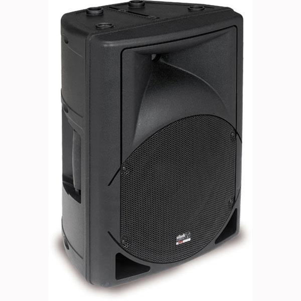 AudioDesign - [PAX2 10B] Diffusore amplificato 2 vie 180W