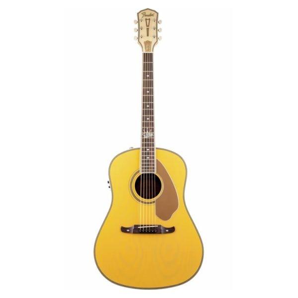 "Fender - Artist Design - [0968550999] RON EMORY ""Loyalty""- Ash Butterscotch - RW"