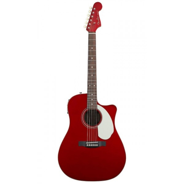 Fender - California - [0968604009] Chitarra Acustica Sonoran SCE - Candy Apple Red