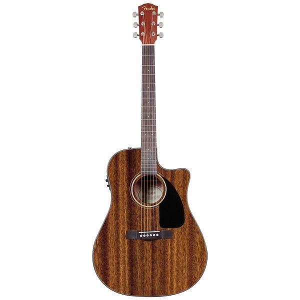 "Fender - [0961590021] CD-60CE Chitarra Acustica ""All Mahogany"