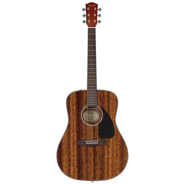 "Fender - [0961596021] CD-60 Chitarra Acustica  ""All Mahogany"""