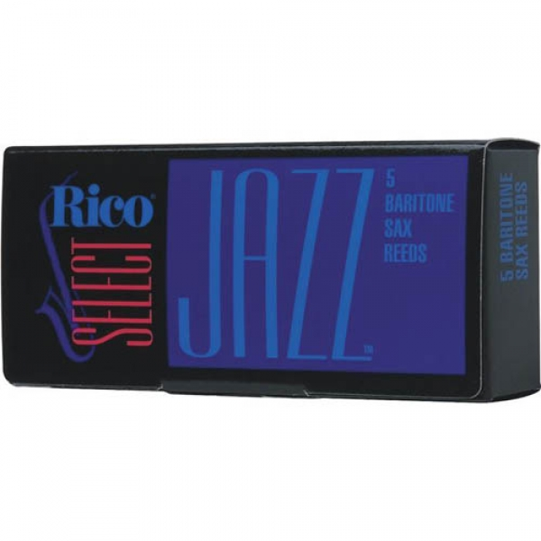 Rico - [RRS05BSX3S] Unfiled Sax Baritono 3S - 5BX