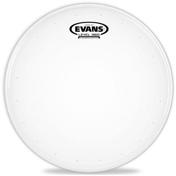 Evans - Genera Dry - B13DRY Pelle per Rullante/Tom/Timbale