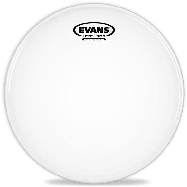 "Evans - G2 Coated - ETP-G2CTD-S G2 Coated Standard Tom Pack (12-13-16"") Kit Pelli per Tom"