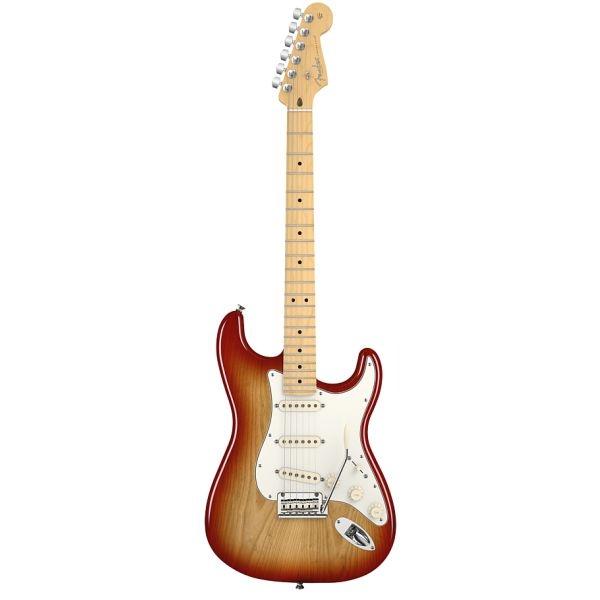 Fender - American Standard - [0113002747] Stratocaster - Sienna Sunburst - Maple