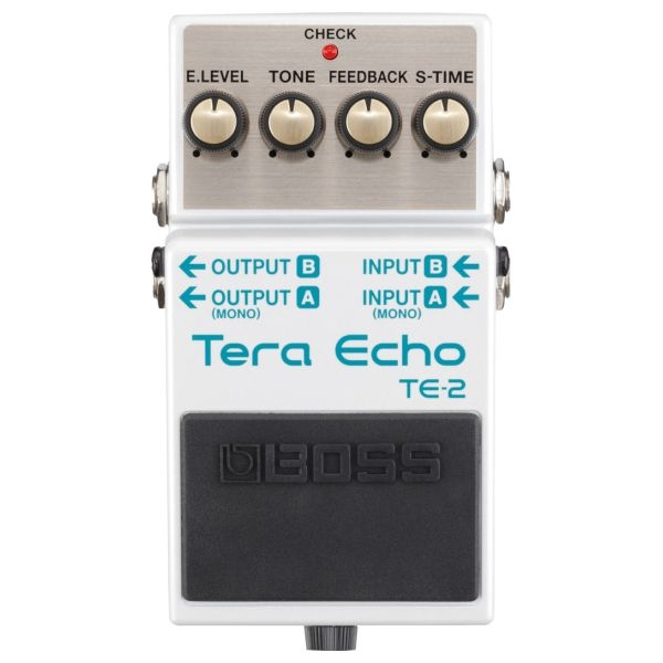 "Boss - [TE-2] ""TERA ECHO"" Effetto x Chitarra"
