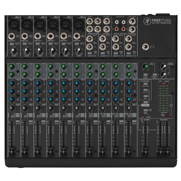 Mackie - [1402VLZ4] Mixer 14 canali
