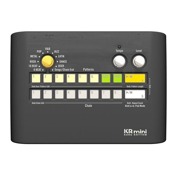 Korg - [KR-MINI] Riproduttore di pattern ritmici