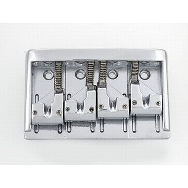 "Allparts - [BB 0319-010] Bass Bridge  2 1/4 ""Chrome"