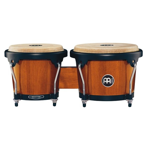 "Meinl - Headliner - [HB100MA-1] Bongos 6 3/4 - 8"" - Rubber wood"