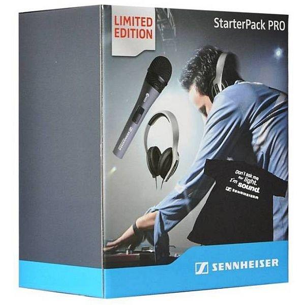 Sennheiser - STARTER PACK PRO - E822S+HD203+T-SHIRT