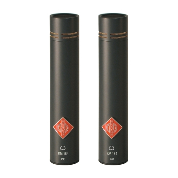 Neumann - [KM 184 MT]  Stereo Set - microfoni a condensatore cardioide