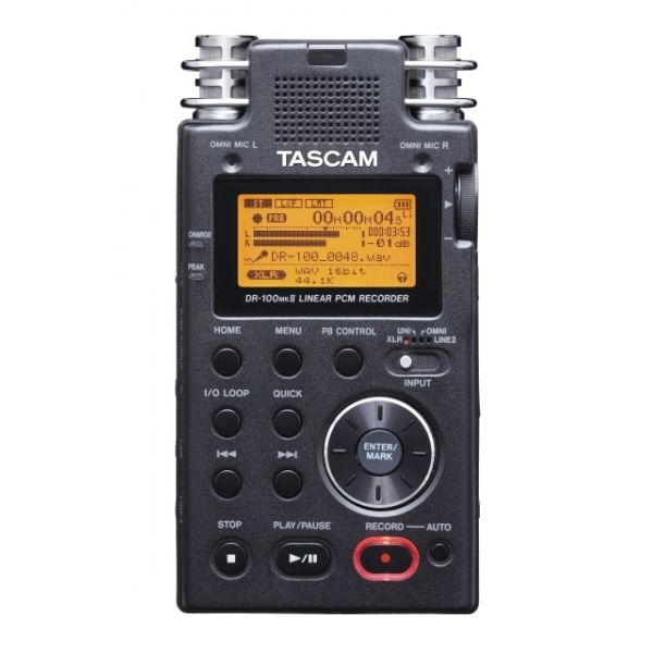Tascam - [DR 100MK2] Registratore digitale portatile