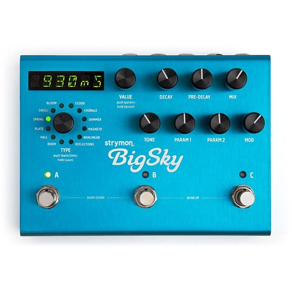 Strymon - Big Sky Reverb