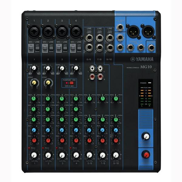 Yamaha - [MG10] Mixer 10 canali