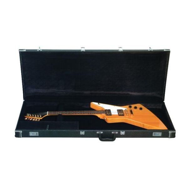 Rockbag - [RC10620B/SB] Custodia x chitarra Black Tolex