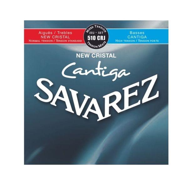 Savarez - [510CRJ] Set corde CANTIGA New Cristal