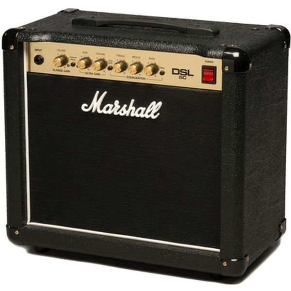 Marshall - DSL Series - [DSL5C] Amplificatore Combo 2 CH 5W Valvolare