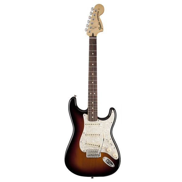"""Fender - [0145010300] DeLuxe """"ROADHOUSE"""" Stratocaster RW -  3TS"""