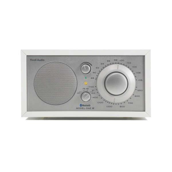 Tivoli Audio - [M1BTWHT] MODEL ONE Radio Am/Fm Bluetooth