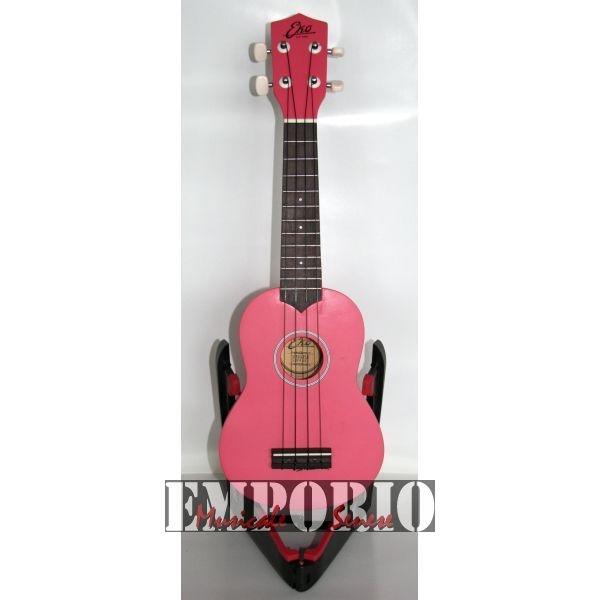 Eko - [06201013] Ukulele Soprano (IBC) - Rosa