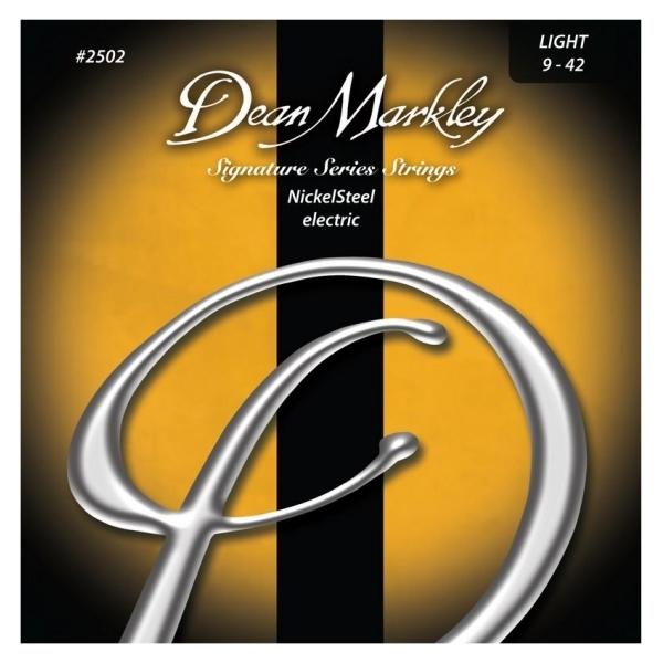Dean Markley - [DM-2502-LT] Muta corde x chitarra elettrica (009-042)